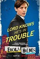 ポスター/スチール写真 A4 パターン7 エノーラ・ホームズの事件簿 光沢プリント(写真に余白あり)