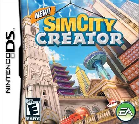 SimCity Creator (NDS)