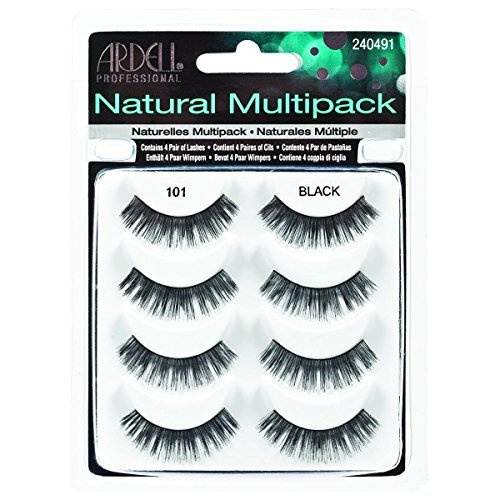 Ardell Multipack 101 Fake Eyelashes (Packaging May Vary) by Ardell