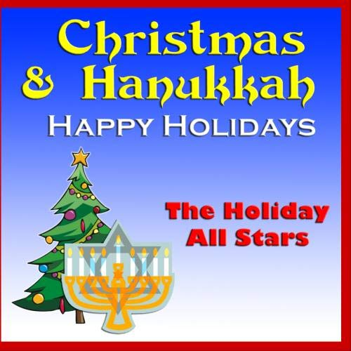 Christmas & Hanukkah Happy Holidays