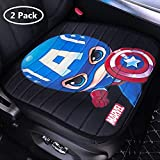 DPIST Captain America Car Seat Covers Protector 2pcs,Universal Fit,Used Four...