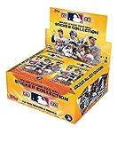 Topps 2020 MLB Baseball Sticker Collection Box (50 pks/Bx, 200 Total Stickers)