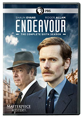 Endeavour: The Complete Sixth Season (Masterpiece) [DVD]