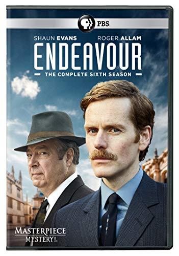 Masterpiece Mystery!: Endeavour, Season 6 DVD