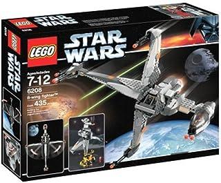 LEGO Star Wars B-Wing Fighter set 6208