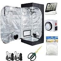 Hydro Plus Grow Tent Room Kit 24