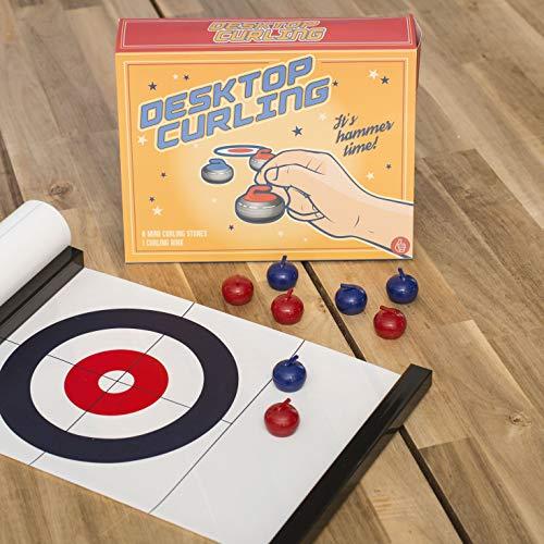 Novelty Tischspiel Curling, Universal