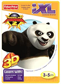 Fisher-Price iXL Learning System Software Kung Fu Panda 3D