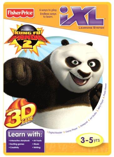 Fisher-Price iXL Software - Kung Fu Panda 3D