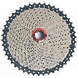 CLOUDH 11 Speed Bike Rueda Libre Conjunto de Acero, 11-46T Amplio índice de reposición de Bicicletas Bicicletas de Casete de Accesorios para Shimano y Sram Montaña Bicicletas Bici del Camino