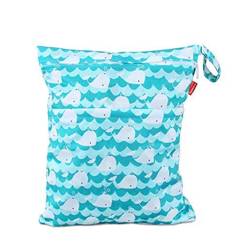 Bolsa impermeable para la ropa sucia de bebé