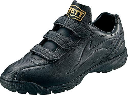 ZETT(ゼット)野球トレーニングシューズラフィエットDX2ブラック/ブラック27.0cmBSR8206