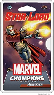 Marvel Champions: The Card Game - Star-Lord Hero Pack | Marvel Card Game for Teens and Adults | Ages 14+ | for 1-4 Players...