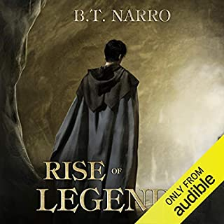 Rise of Legends (The Kin of Kings: Book 2) cover art