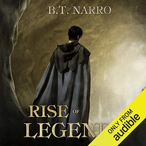 Page de couverture de Rise of Legends (The Kin of Kings: Book 2)