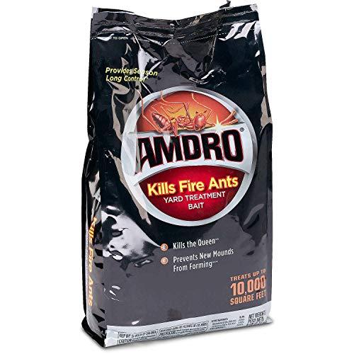 Amdro Fire Ant Yard Treatment Bait, 5 Pound