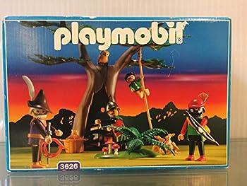 Playmobil Victorian Park - Merry Man Hide Away the Tree