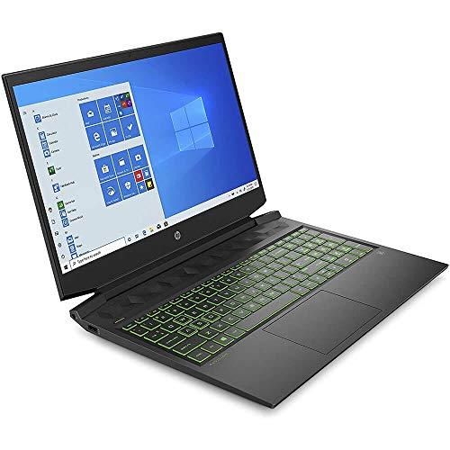 "HP Pavilion Gaming 16 Laptop PC, NVIDIA GeForce GTX 1660 Ti Max-Q, Intel Core i7-10750H, 16GB DDR4 RAM, 512GB PCIe NVMe SSD, 16.1"" Full HD, Windows 10 Home, Backlit Keyboard (16-a0030nr, 2020 Model)"