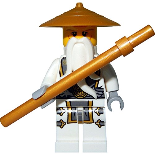 LEGO Ninjago: Minifigur Master Wu / Sensei Wu