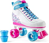 [page_title]-SFR VISION II PLUS Rollschuh white/blue/pink, 35.5