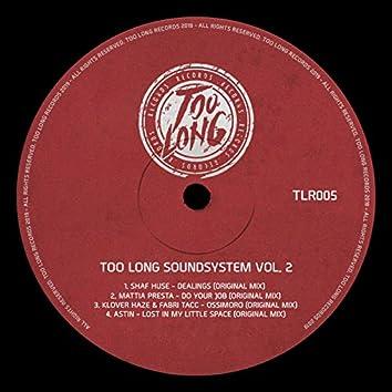 Too Long Soundsystem Vol. 2 V.A.