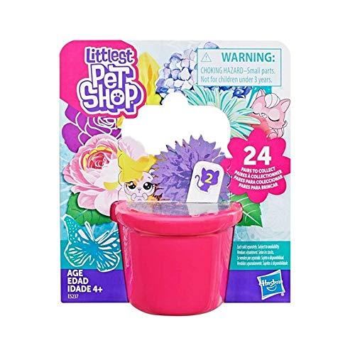 Littlest Pet Shop - Pets Flores Sorpresa (Hasbro E5237EU4)
