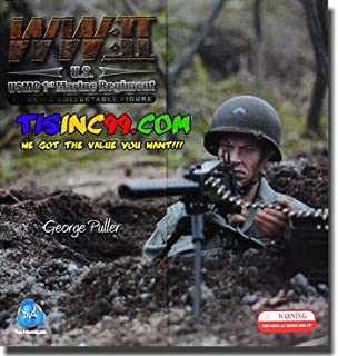 1/6 Scale DID WW2 USMC 1st Marine Regiment