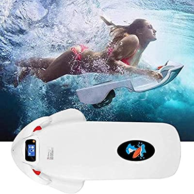 Aodigesa F2 Electric Surfboard for Adults, Underwater Scooter with 3200W 36V 12Ah Battery 4-Level Rotational Speed for Swimming,Surfing,Shallow Dives