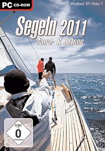 Segeln 2011 - Nord - und Ostsee - [PC]