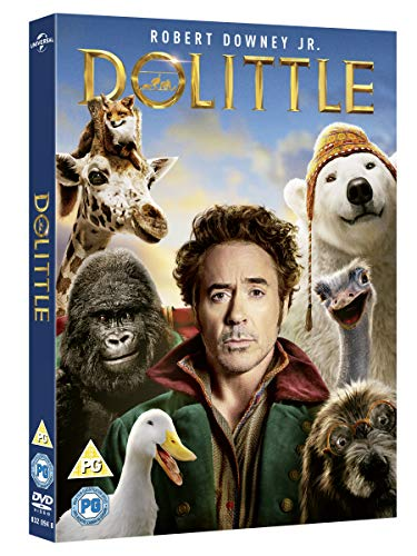 Dolittle (DVD) [2020]