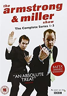 The Armstrong & Miller Show: The Complete Box Set [DVD]