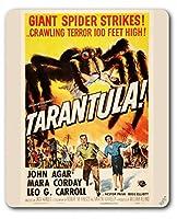 Tarantulaマウスパッド–Giant Spider Strikes、1955( 9x 7インチ
