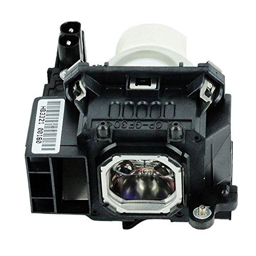 EU-ELE NP15LP - Módulo de lámpara de repuesto compatible con carcasa para proyectores Nec NP-M300X, NP-M260X, M300X, M260X, M260W, NP-M260W, NP-M230X, M260XSG, M260XS, M260WS, M230X