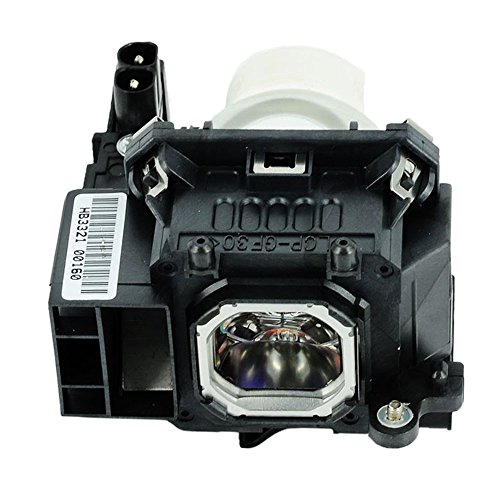 eu-ele Projector Lamps World NP15LP Ersatz Modul kompatibel Lampe mit Gehäuse für NEC NP X, NP X, M300X, M260X/M260W/M260W/X, M260X SG, M260X S/M260WS/M230X Projektoren