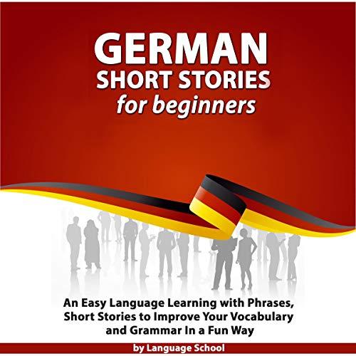 German Short Stories for Beginners audiobook cover art