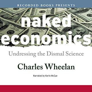 Naked Economics audiobook cover art