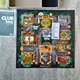 Parker Brothers Clue Game - 2002