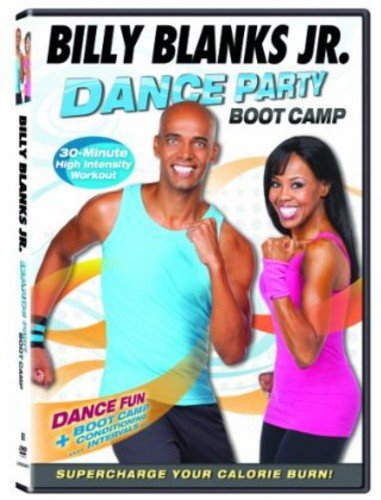 Billy Blanks Jr. - Dance Party Boot Camp [DVD]