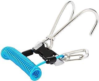 Cable en Colores Surtidos 1 Unidad Negro Clip Extensible Best divers Ai0228A