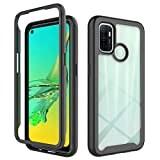 JIAFEI Case for Oppo A53s / Oppo A53, 360° Protection Full