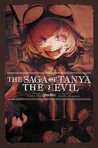 The Saga of Tanya the Evil, Vol. 2 (light novel): Plus Ultra (English Edition)