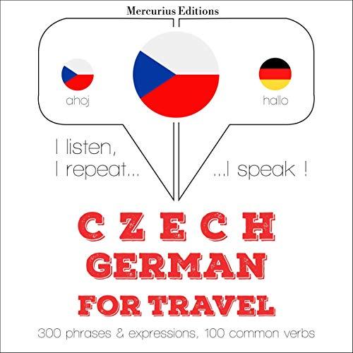 Czech - German. For travel cover art