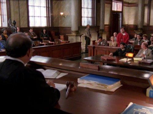 Mr. Monk Gets Jury Duty