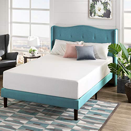 Zinus 12 Inch Green Tea Memory Foam Mattress / CertiPUR-US...