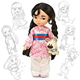 Mulan Animator Doll by Mulan...