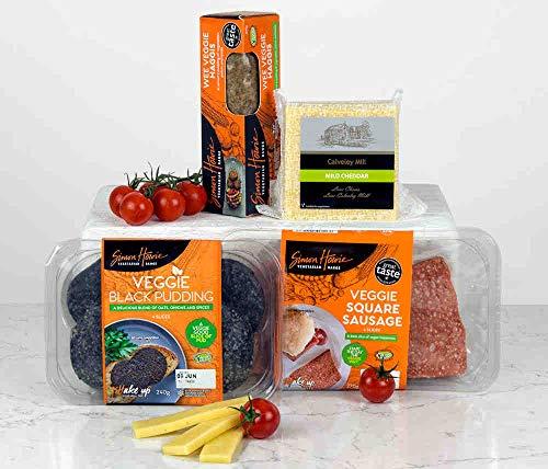 Vegetarian Food Box