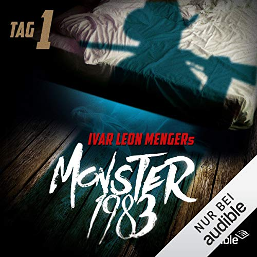 Monster 1983 - Tag 1     Monster 1983, 1.1              By:                                                                                                                                 Ivar Leon Menger                               Narrated by:                                                                                                                                 David Nathan,                                                                                        Luise Helm,                                                                                        Benjamin Völz,                   and others                 Length: 1 hr and 2 mins     4 ratings     Overall 3.3