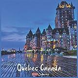 Quebec Canada 2021 Calendar: Official Quebec Canada Calendar 2021, 18 Months