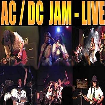 Ac/Dc Jam - Live