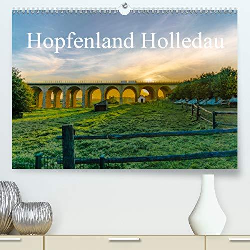 Hopfenland Holledau (Premium, hochwertiger DIN A2 Wandkalender 2021, Kunstdruck in Hochglanz)